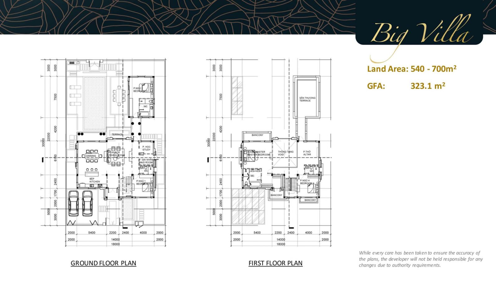 Thiết kế dinh thự Swanbay La Maison