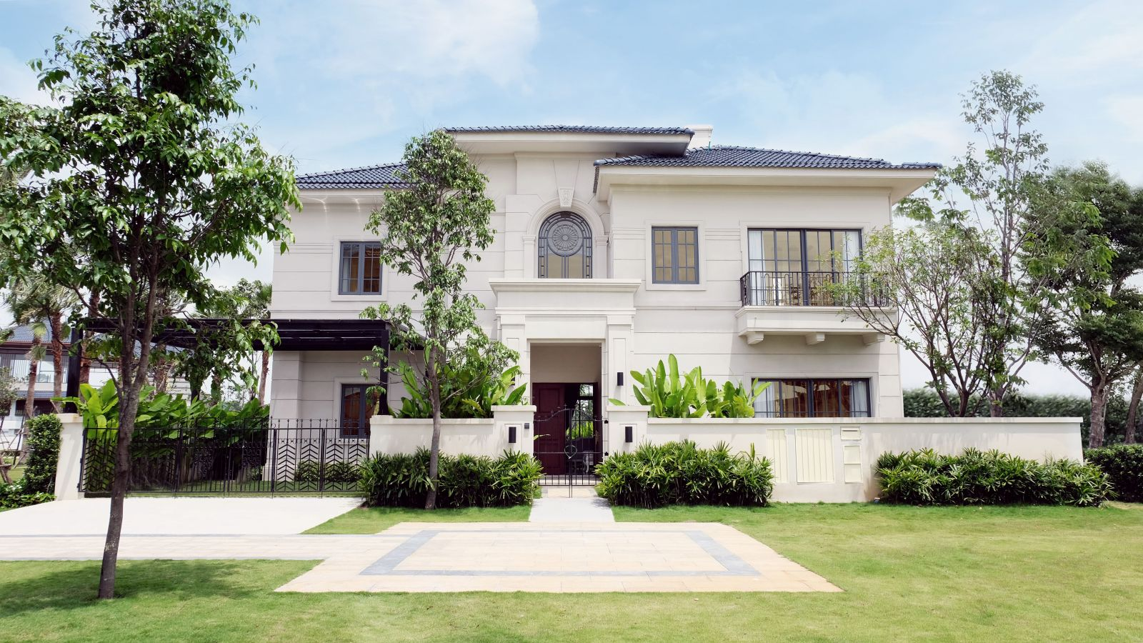 Dinh thự Swanbay La maison
