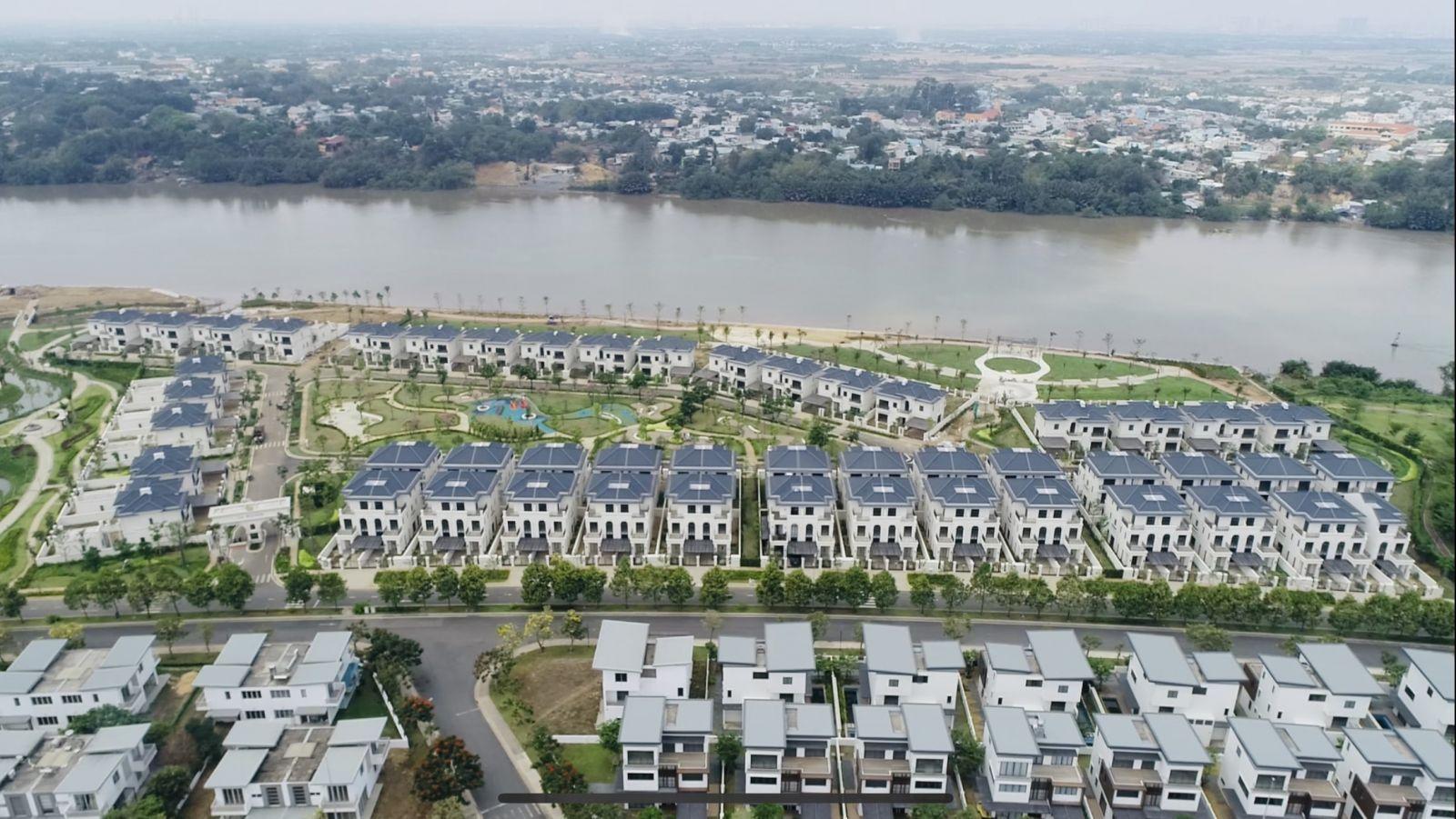 phân khu 4.1 dự án swan bay zone 4 la maison