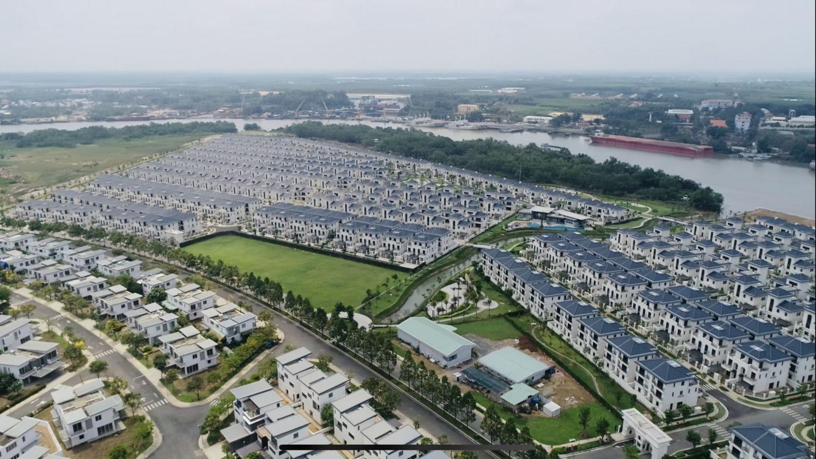 Phân khu 4.3 dự án swan bay la maison