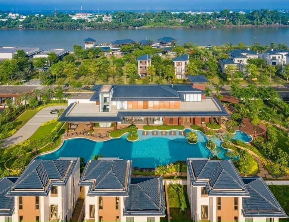 Biệt thự zone 8 swan bay marina villa